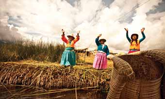 Lake Titicaca 2D/2N