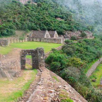 Choquequirao to Machupicchu 9D/8N Soft