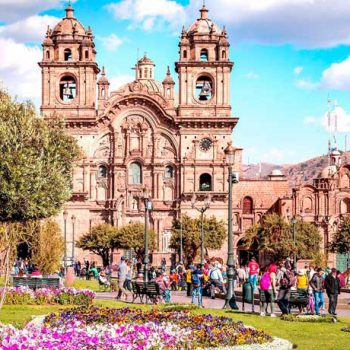 Cusco  City Tour Medio Dia