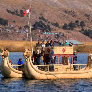 Lake Titicaca 2D/1N