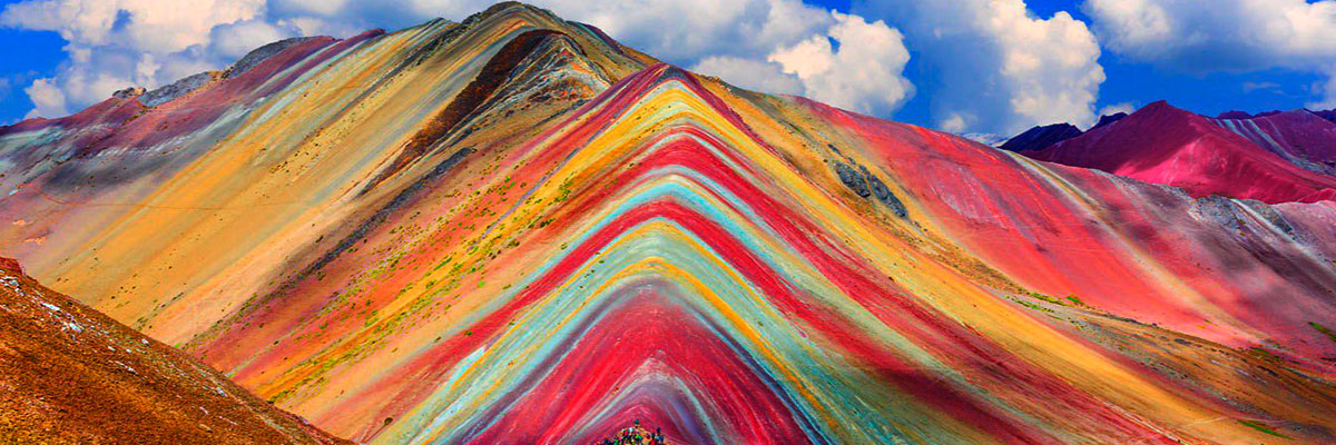The Rainbow Mountain Peru