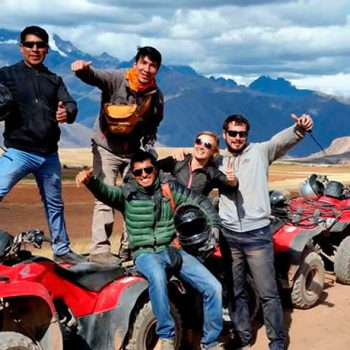 Quad Bike Maras Moray Salt Mines Half Day