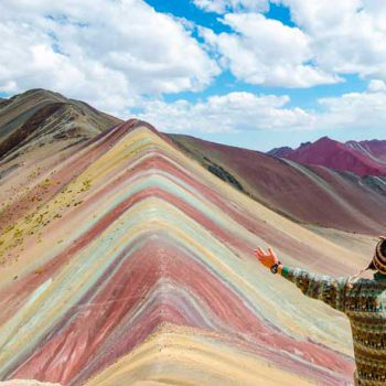 Rainbow Mountain  Peru Trek 4D/3N