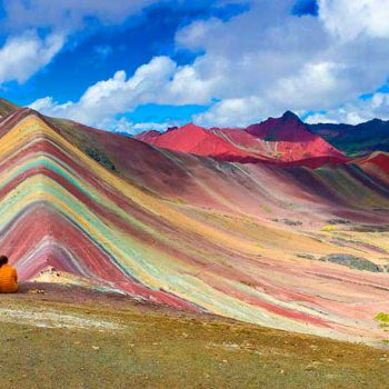 Rainbow Mountain Trek 5D/4N