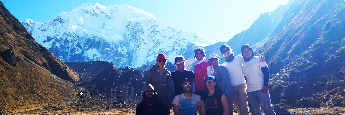 Salkantay Trekking Group