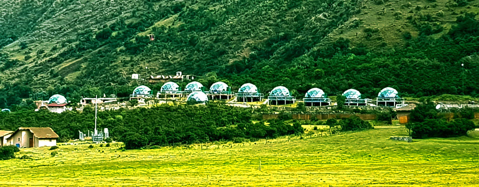 Salkantay Luxury Domes