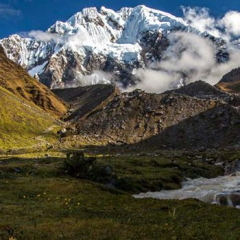 Salkantay Humantay Lake Trek with Domes 2D/1N